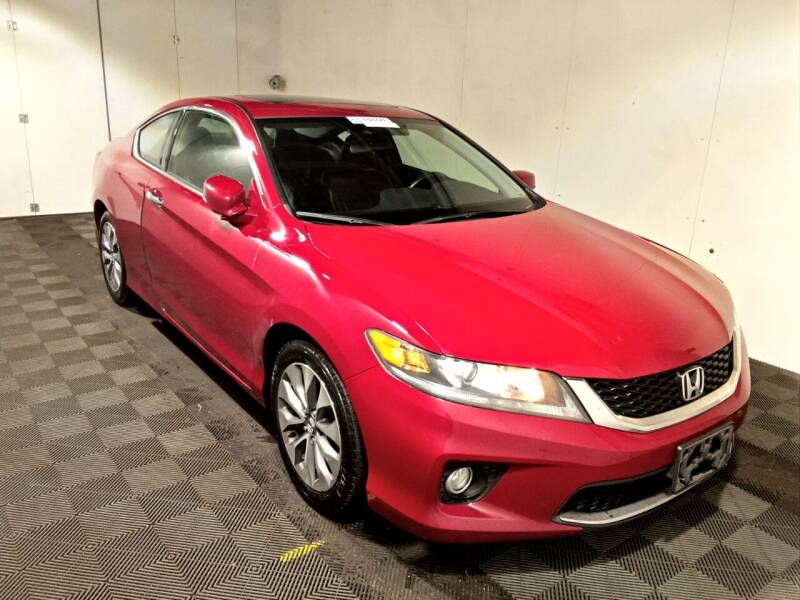 2014 Honda Accord for sale at Fields Corner Auto Sales in Dorchester MA