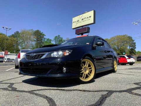2008 Subaru Impreza for sale at Cj king of car loans/JJ's Best Auto Sales in Troy MI