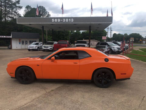 2014 Dodge Challenger for sale at BOB SMITH AUTO SALES in Mineola TX