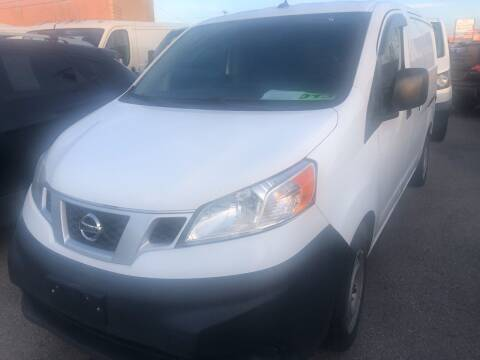 2013 Nissan NV200 for sale at Auto Access in Irving TX