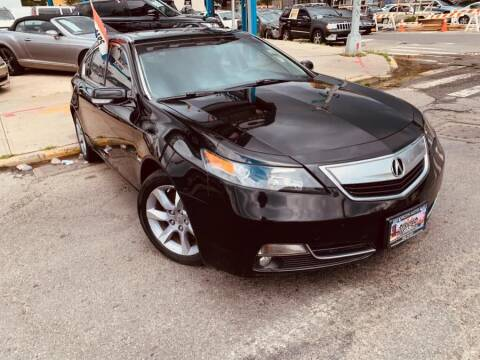 2013 Acura TL for sale at Excellence Auto Trade 1 Corp in Brooklyn NY