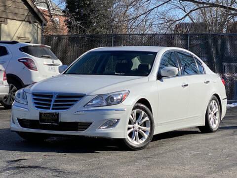 2013 Hyundai Genesis for sale at Kugman Motors in Saint Louis MO