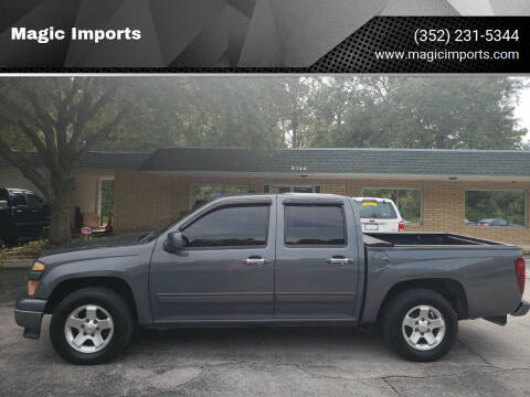 2012 Chevrolet Colorado for sale at Magic Imports in Melrose FL