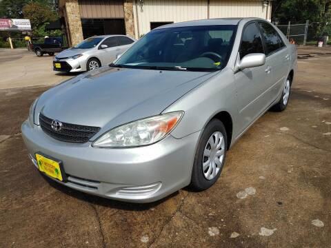 2004 Toyota Camry for sale at TR Motors in Opelika AL