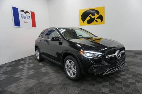 2021 Mercedes-Benz GLA for sale at Carousel Auto Group in Iowa City IA