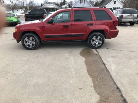 2006 Jeep Grand Cherokee for sale at Velp Avenue Motors LLC in Green Bay WI