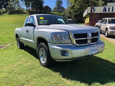 2009 Dodge Dakota for sale at Atlas Cars Inc. in Radcliff KY