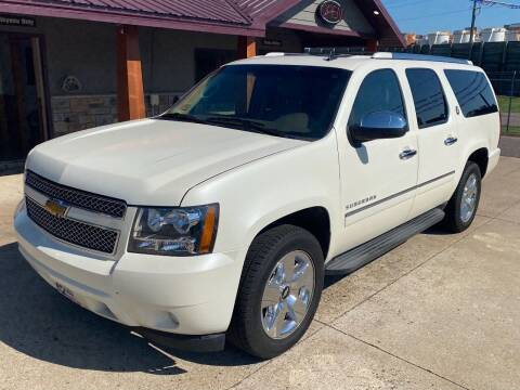 2010 Chevrolet Suburban for sale at Affordable Auto Sales in Cambridge MN