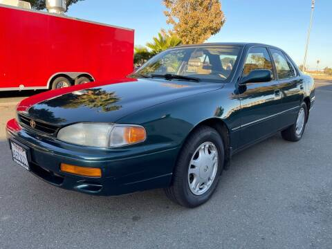 1996 Toyota Camry for sale at 707 Motors in Fairfield CA