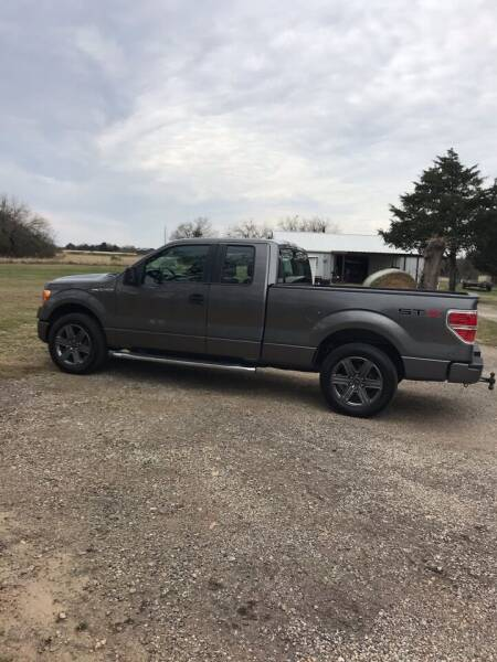 2013 Ford F-150 for sale at BARROW MOTORS in Caddo Mills TX