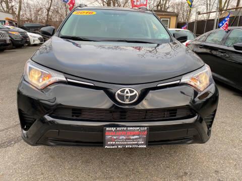 2016 Toyota RAV4 for sale at Nasa Auto Group LLC in Passaic NJ