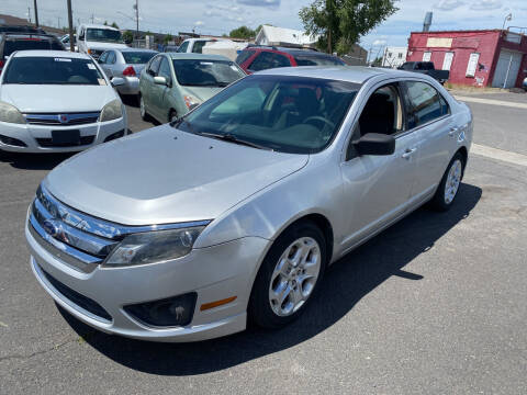 2011 Ford Fusion for sale at Cliff's Qualty Auto Sales in Spokane WA