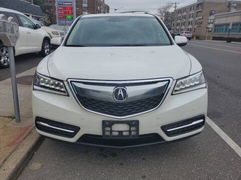 2014 Acura MDX for sale at OFIER AUTO SALES in Freeport NY
