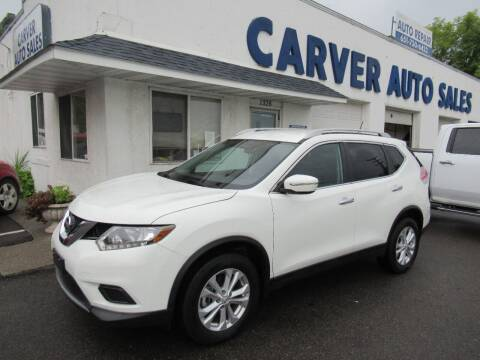 2015 Nissan Rogue for sale at Carver Auto Sales in Saint Paul MN