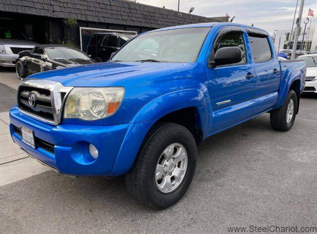 2006 Toyota Tacoma for sale at Steel Chariot in San Jose CA