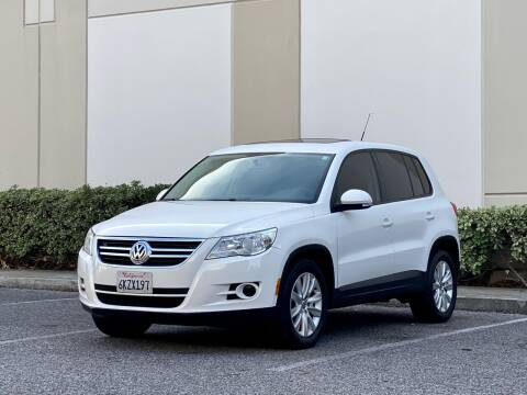 2010 Volkswagen Tiguan for sale at Carfornia in San Jose CA