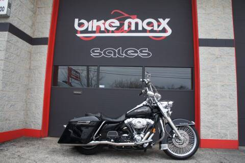 2005 Harley-Davidson Road King for sale at BIKEMAX, LLC in Palos Hills IL