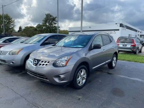 2015 Nissan Rogue Select for sale at BORGMAN OF HOLLAND LLC in Holland MI