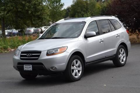 2008 Hyundai Santa Fe for sale at Skyline Motors Auto Sales in Tacoma WA