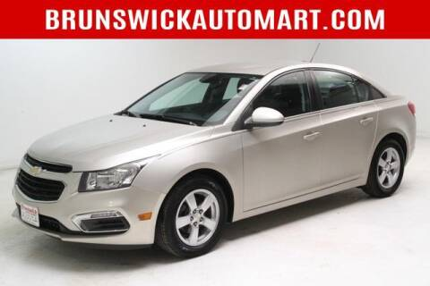 2015 Chevrolet Cruze for sale at Brunswick Auto Mart in Brunswick OH
