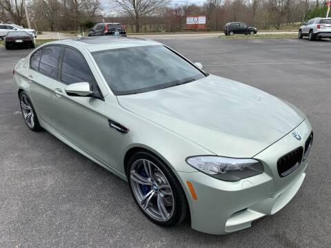 2013 BMW M5 for sale at Hillside Motors in Jamestown KY