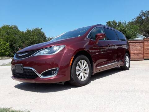 2017 Chrysler Pacifica for sale at Speedway Motors TX in Fort Worth TX