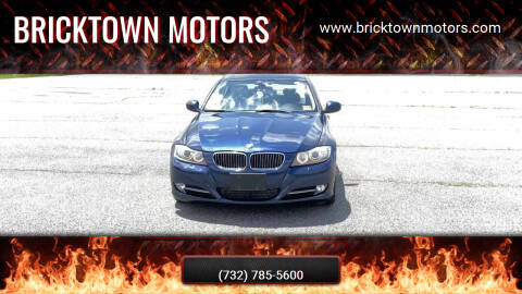 2011 BMW 3 Series for sale at Bricktown Motors in Brick NJ