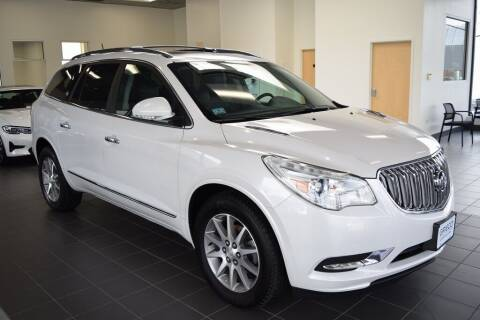 2017 Buick Enclave for sale at BMW OF NEWPORT in Middletown RI
