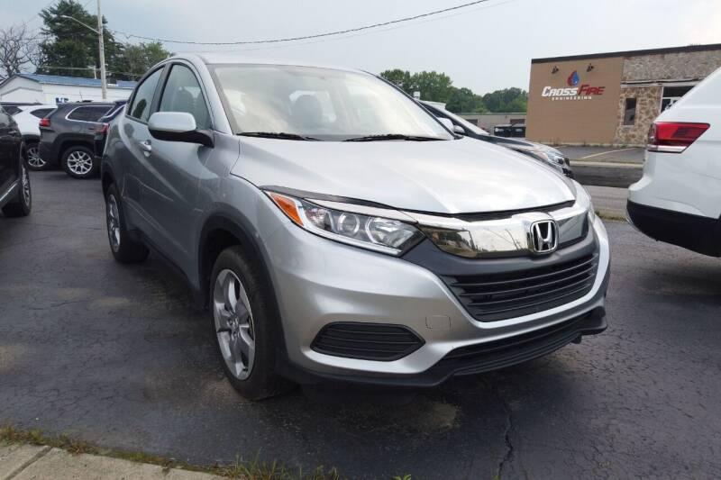 2020 Honda HR-V for sale at RS Motors in Falconer NY