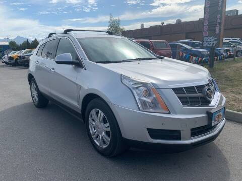 2010 Cadillac SRX for sale at Freedom Auto Sales in Anchorage AK