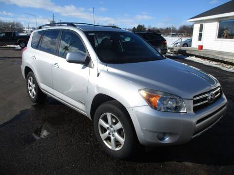 2008 Toyota RAV4 for sale at KAISER AUTO SALES in Spencer WI