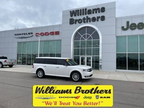 2015 Ford Flex for sale at Williams Brothers - Pre-Owned Monroe in Monroe MI