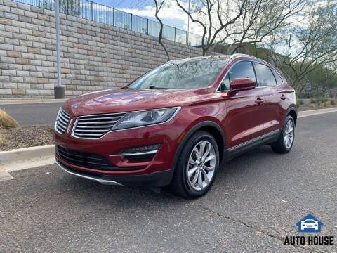 2015 Lincoln MKC for sale at AUTO HOUSE TEMPE in Tempe AZ