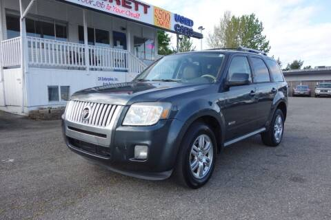 2008 Mercury Mariner for sale at Leavitt Auto Sales and Used Car City in Everett WA