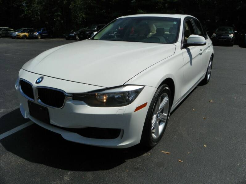 2014 BMW 3 Series for sale at Ed Davis LTD in Poughquag NY