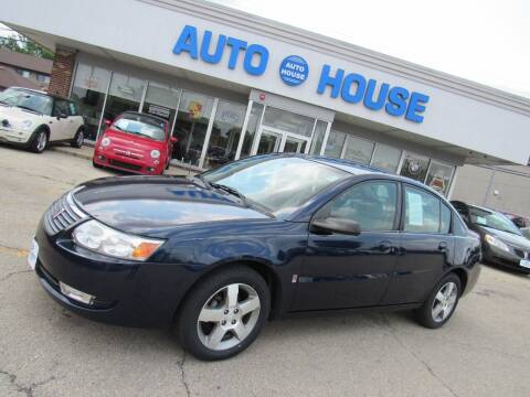2007 Saturn Ion for sale at Auto House Motors in Downers Grove IL