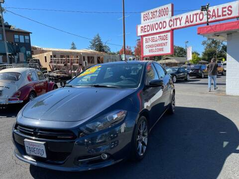 2013 Dodge Dart for sale at Redwood City Auto Sales in Redwood City CA