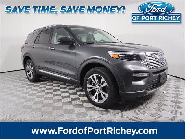 2020 Ford Explorer for sale in Port Richey, FL