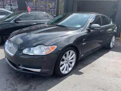 2011 Jaguar XF for sale at Celebrity Auto Sales in Port Saint Lucie FL