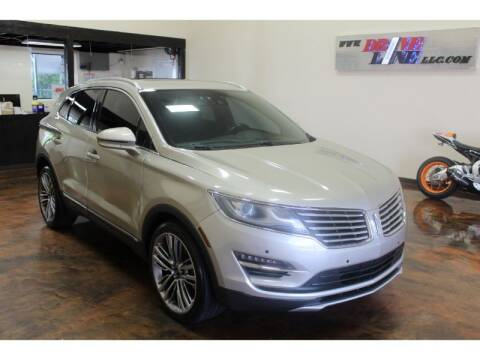2015 Lincoln MKC for sale at Driveline LLC in Jacksonville FL