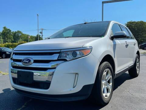 2011 Ford Edge for sale at MAGIC AUTO SALES in Little Ferry NJ