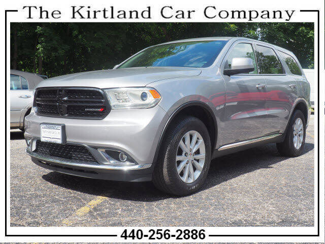 2015 Dodge Durango for sale at Kirtland Car Company in Kirtland OH