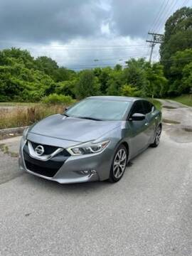 2016 Nissan Maxima for sale at Dependable Motors in Lenoir City TN