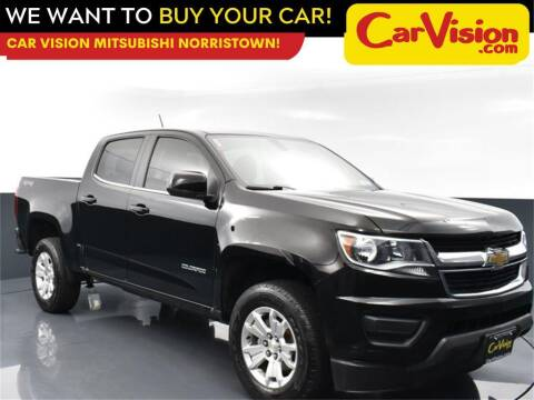 2019 Chevrolet Colorado for sale at Car Vision Mitsubishi Norristown in Trooper PA