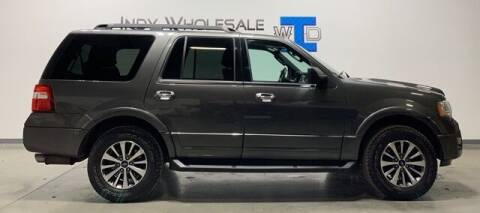 2017 Ford Expedition for sale at Indy Wholesale Direct in Carmel IN