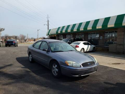2007 Ford Taurus for sale at Five Star Auto Center in Detroit MI