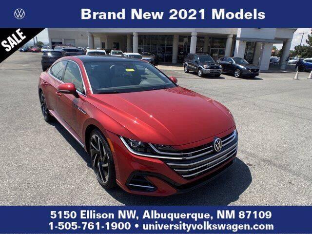 2021 Volkswagen Arteon for sale in Albuquerque, NM