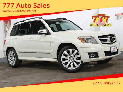 2011 Mercedes-Benz GLK for sale at 777 Auto Sales in Bedford Park IL