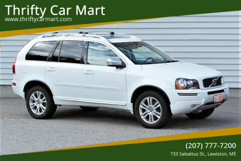 2013 Volvo XC90 for sale at Thrifty Car Mart in Lewiston ME