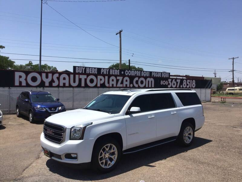 2017 GMC Yukon XL for sale at Roy's Auto Plaza 2 in Amarillo TX